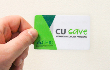 CU Save Card