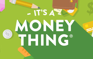 Its a Money Thing graphic