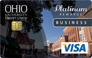 VISA Business Platinum Rewards