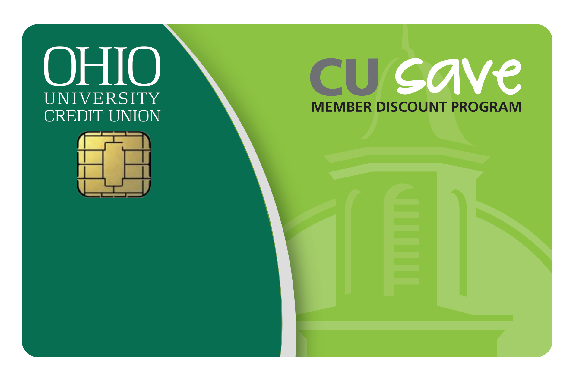 CU Save debit card
