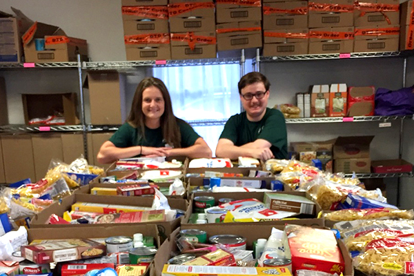 Athens food pantry