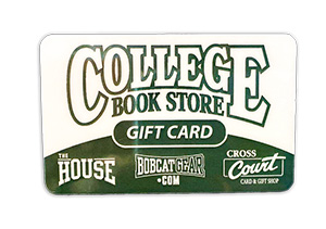 College Book Store Gift Card