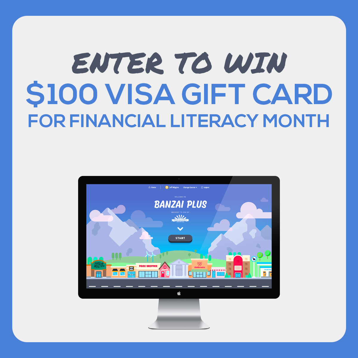 Financial Literacy Month Giveaway