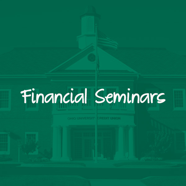 OUCU financial seminars
