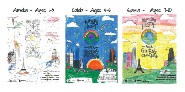 ICU Day Coloring Contest Winners