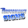 Performance Signs