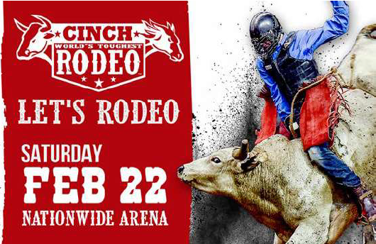 CINCH World's Toughest Rodeo